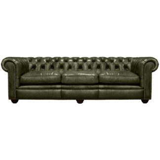 An Image of Winslow Extra Large Chesterfield Sofa