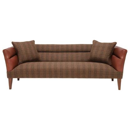 An Image of Harris Tweed Arran Grand Sofa