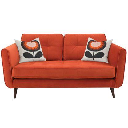 An Image of Orla Kiely Ivy Small Sofa
