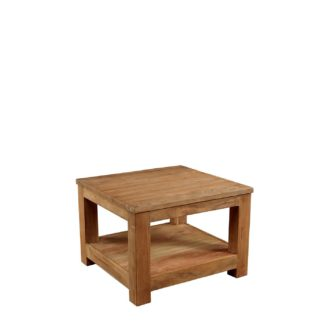 An Image of Cube Coffee Table