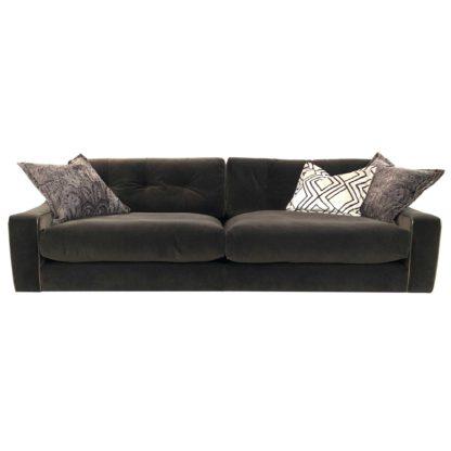 An Image of Ramona Split Frame 4 Seater Sofa