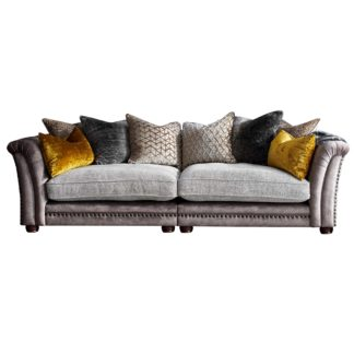 An Image of Whitchurch 4 Seater Split Frame Sofa