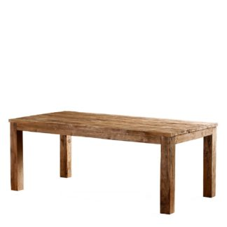 An Image of Unmilled Dining Table - Lifestyle