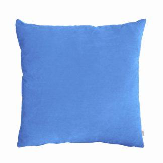 An Image of Handmade Cushion - Azure