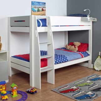 An Image of Urban Grey Childrens Bunkbed