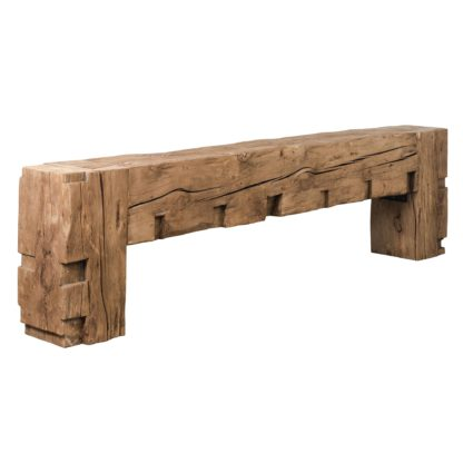 An Image of Timothy Oulton Noble Souls English Beam Console
