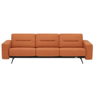 An Image of Stressless Stella 3 Seater Sofa, Calido