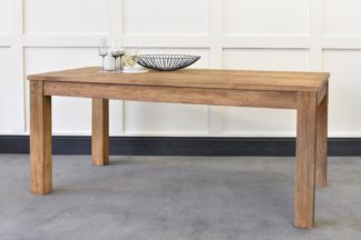 An Image of Unmilled Lifestyle Dining Table