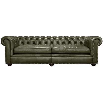 An Image of Winslow Large Chesterfield Sofa