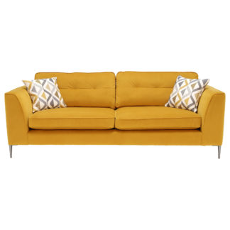 An Image of Conza Extra Large Sofa, Stock