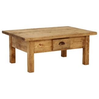 An Image of Covington Reclaimed Wood Coffee Table