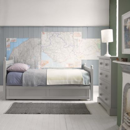 An Image of Pippin Single Bed with Trundle
