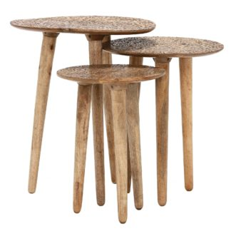 An Image of Arianna Side Tables, set of three