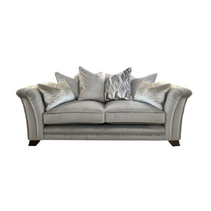 An Image of Dorsey Pillow Back 2 Seater Sofa