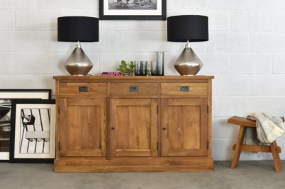An Image of Lifestyle Sideboard 3 Sections