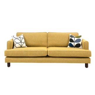 An Image of Orla Kiely Willow Medium Sofa