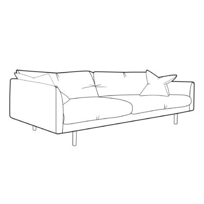 An Image of Levico Large Sofa