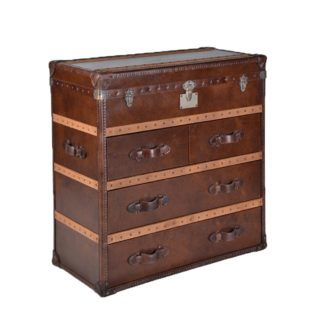 An Image of Timothy Oulton Ampleforth Medium Chest