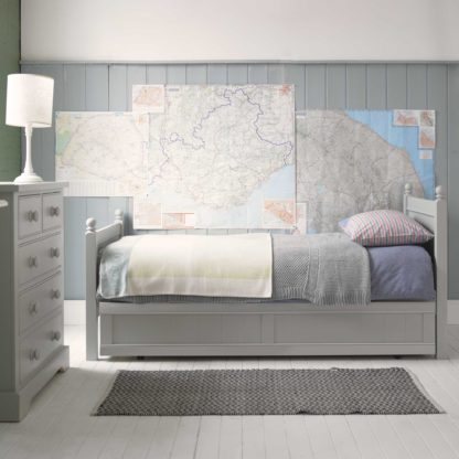 An Image of Pippin Small Double Bed with Trundle