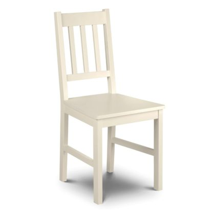 An Image of Cameo Stone White Chair