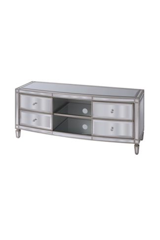An Image of Antoinette Toughened Mirror Media Unit