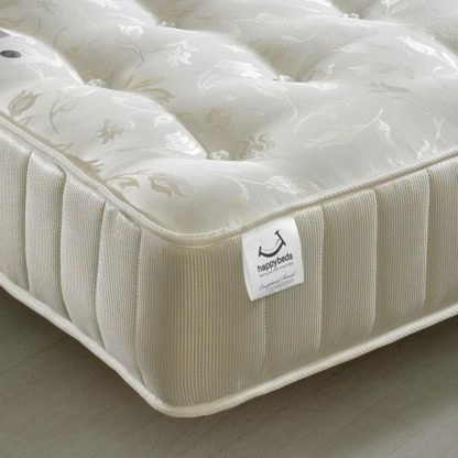 An Image of Ortho Royale Spring Orthopaedic Mattress - 4ft Small Double (120 x 190 cm)