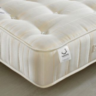 An Image of Supreme Ortho Spring Reflex Foam Orthopaedic Extra Firm Mattress - 6ft Super King Size (180 x 200 cm)