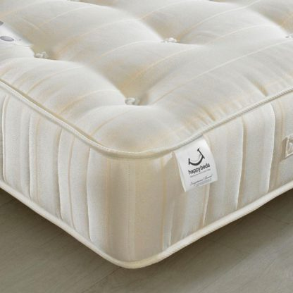 An Image of Supreme Ortho Spring Reflex Foam Orthopaedic Extra Firm Mattress - 4ft6 Double (135 x 190 cm)