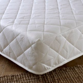 An Image of Star Memory and Reflex Foam Spring Orthopaedic Mattress - 2ft6 Small Single (75 x 190 cm)