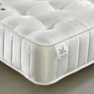 An Image of Signature Crystal 3000 Pocket Sprung Orthopaedic Natural Fillings Mattress - 4ft6 Double (135 x 190 cm)