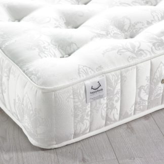 An Image of Richmond 3000 Pocket Sprung Natural Fillings Mattress 5ft King Size (150 x 200 cm)