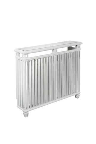 An Image of Leonore Small, Mirrored Radiator Cover