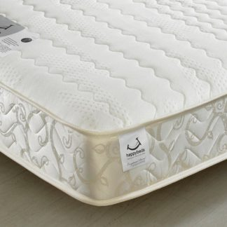 An Image of Membound Memory Foam Spring Mattress - 2ft6 Small Single (75 x 190 cm)