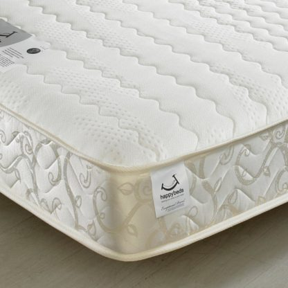 An Image of Membound Memory Foam Spring Mattress - 4ft6 Double (135 x 190 cm)