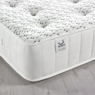 An Image of Cashmere 3000 Pocket Sprung Memory Foam Mattress 4ft Small Double (120 x 190 cm)