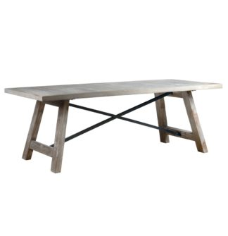 An Image of Gustave Industrial Banquet Table