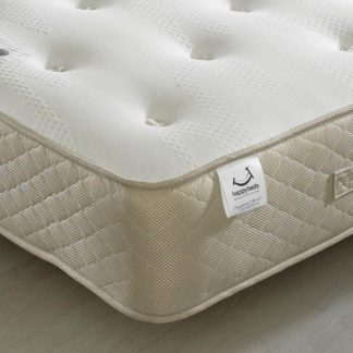 An Image of Clifton Royale 1000 Pocket Sprung Orthopaedic Mattress - 4ft6 Double (135 x 190 cm)