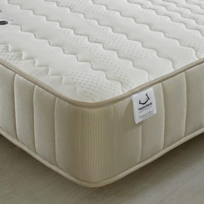 An Image of Memflex Spring Memory and Reflex Foam Orthopaedic Mattress - 4ft6 Double (135 x 190 cm)