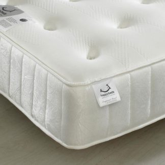 An Image of Maestro Spring Memory Foam Tufted Mattress - 4ft Small Double (120 x 190 cm)