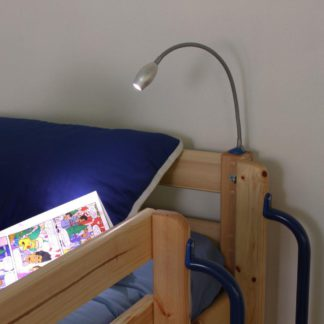 An Image of Bendy Bunk LED Light For Bunk Beds and Mid Sleepers