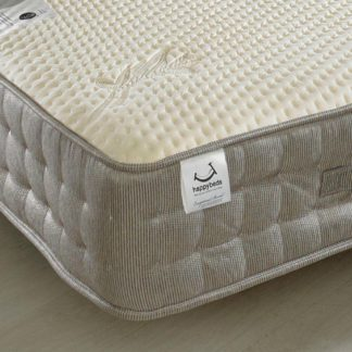 An Image of Bamboo Vitality 2000 Pocket Sprung Memory and Reflex Foam Mattress - 2ft6 Small Single (75 x 190 cm)