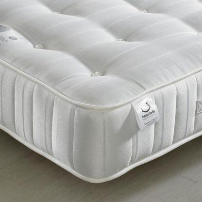 An Image of Super Ortho Spring Reflex Foam Orthopaedic Medium Firm Mattress - 5ft King Size (150 x 200 cm)