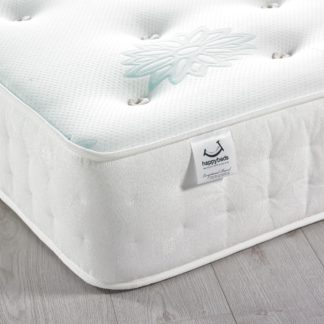 An Image of Anniversary 2000 Backcare Pocket Sprung Mattress 4ft6 Double (135 x 190 cm)
