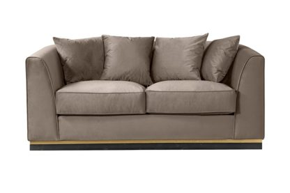 An Image of Pino Two Seat Sofa - Taupe