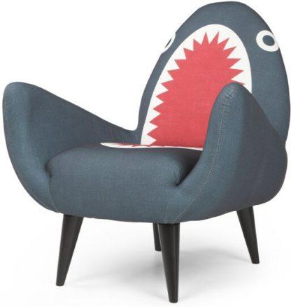 An Image of Rodnik Shark Fin Chair