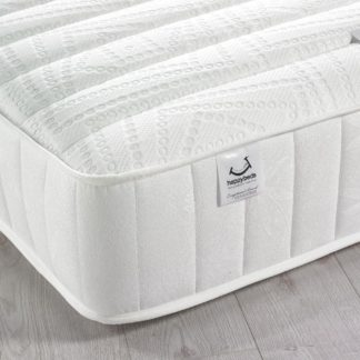 An Image of Balmoral 3500 Pocket Sprung Memory Foam Mattress 4ft Small Double (120 x 190 cm)