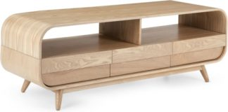 An Image of Esme Wide TV Stand, Ash
