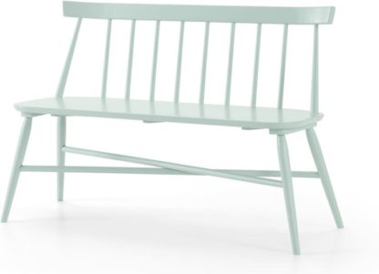 An Image of Bromley Dining Bench, Mint