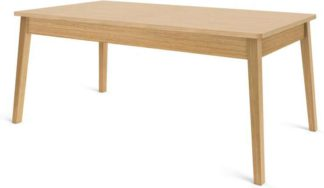 An Image of Custom MADE Harrison Shaker 8 Seat Dining Table, Oak