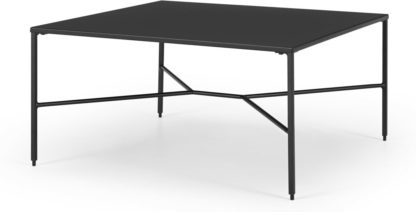 An Image of Solomon Coffee Table, Black